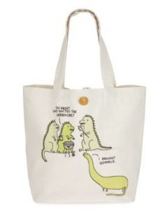 Herbivore - organic cotton Tote Bag