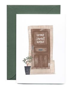 Home Sweet Home Card