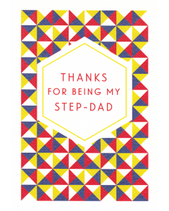 Step-Dad Card