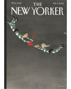 The New Yorker Valentine's Day Greeting Card