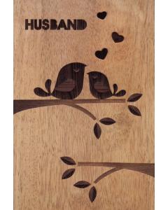 'Husband' Card