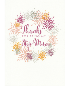 Step-Mum Card