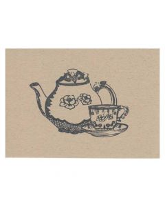 10 x Teapot Invitations
