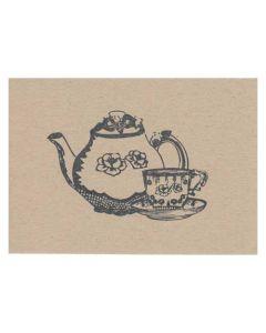 10 x Teapot Invitations