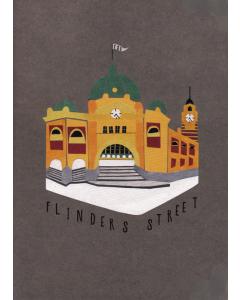 Flinders Street Card