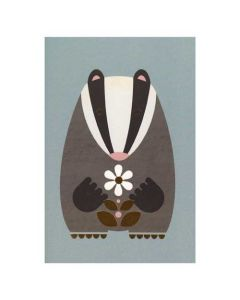 Badger by Kelly Hyatt