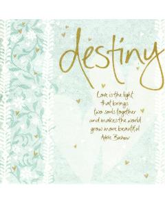 'Destiny' Card