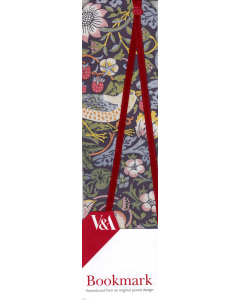 William Morris Bookmark
