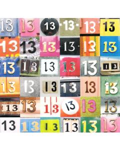 '13' Card