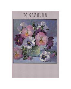To Grandma