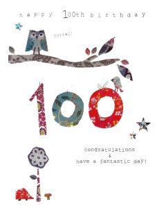 '100' Card