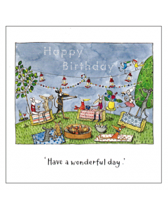 'Have a Wonderful Day' Card