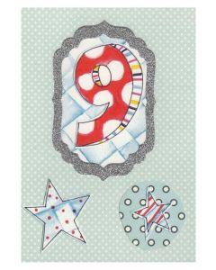 '9' Card