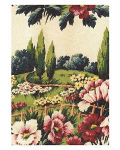 Field Flowers Greeting Card by Prey