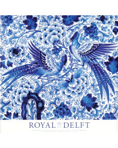 'Royal Delft' Notecard Wallet