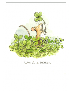 Greeting Card - 'One in a Million'