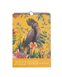 2022 CALENDAR - Exotic Paradiso