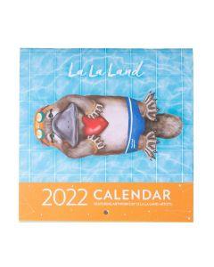 2022 CALENDAR - Featured Artists
