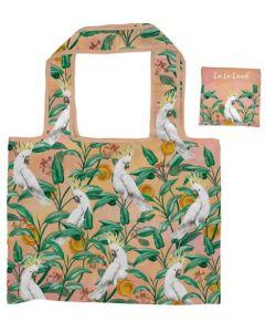 Citrus Cockatoo BAG - foldable & water resistant