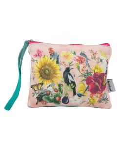 Coin purse - Secret Garden Birds