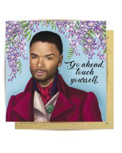 Greeting Card - The Duke (Bridgerton)