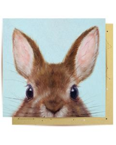 Greeting Card - Little Bunny