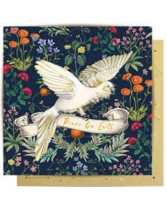 Christmas - Peace on Earth Cockatoo