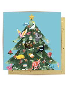 Christmas - Australian Christmas Tree