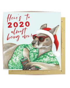 Christmas - Here's to 2020 almost being over!