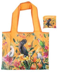 Floral Paradiso BAG - foldable & water resistant