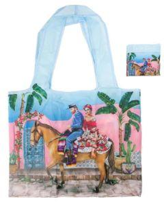 Frida & Van Gough BAG - Foldable & Water Resistant