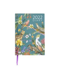 2022 DIARY - Exotic Paradiso