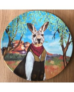 Kangaroo - Single plate