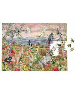 Jigsaw puzzle - Nature Dwellings  NEW!!