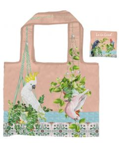 Tropical Abode BAG - foldable & water resistant