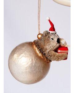 Koala - Christmas hanging bauble