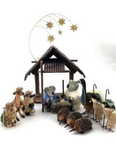 Aussie Nativity - Australian animal set