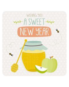 JEWISH NEW YEAR Card - Sweet Honey