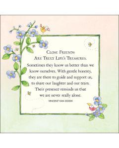Greeting Card - Life's Treasures