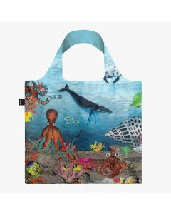 Foldable & Water Resistant BAG - Great Barrier Reef by Kristjana Williams