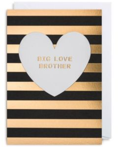 BROTHER card - Big Love Brother