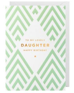 DAUGHTER Birthday - Lovely Daughter