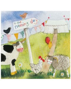 Naming Day - Farm animals