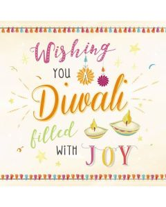 DIWALI - '...filled with joy'