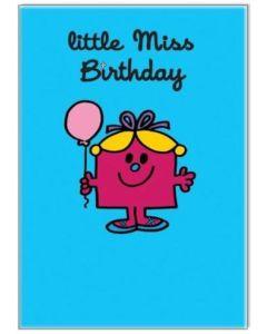 Birthday - Little Miss Birthday