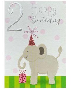 AGE 2 - Party Elephant