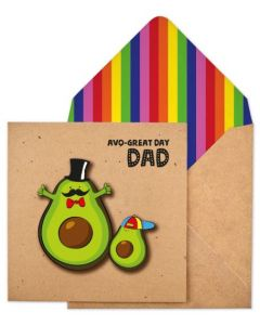 DAD Card - Avo Great Day