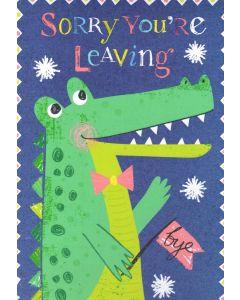 BIG Card - Later Alligator