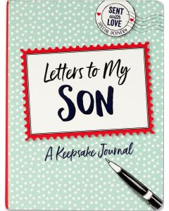 Keepsake Journal - Letters To My SON