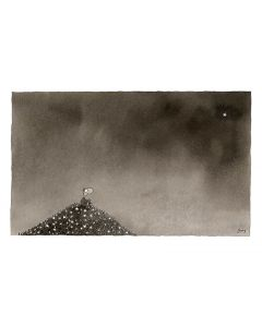Star Gazing Leunig card